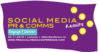 The Social Media Results For PR & Comms Conference
