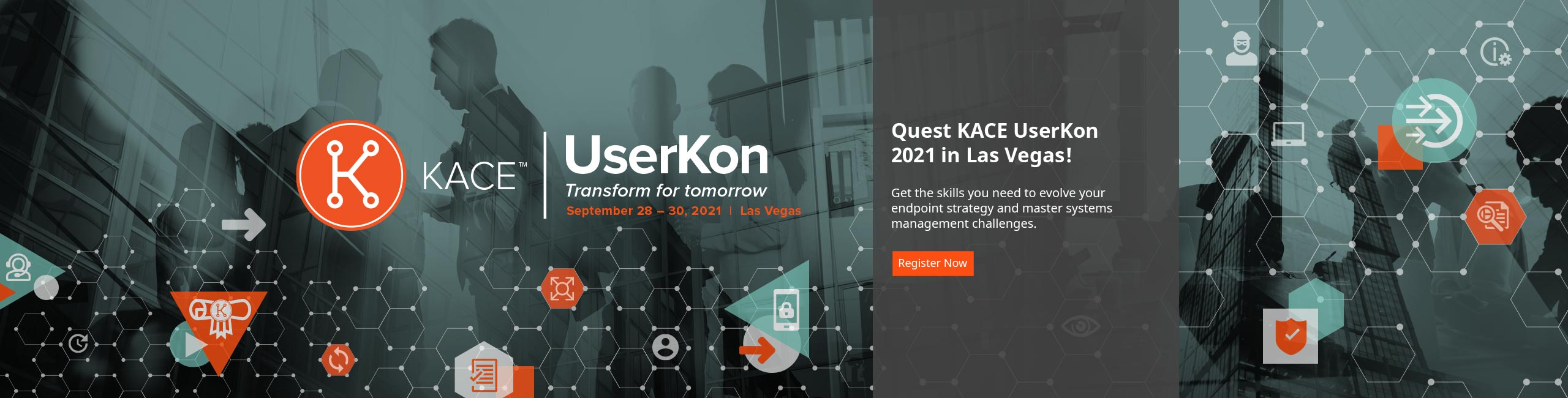KACE UserKon 2021 Registration