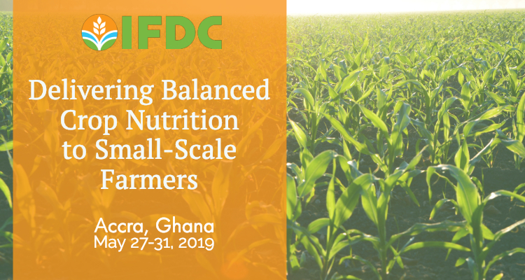 2019 Delivering Balanced Crop Nutrition to Small Scale Farmers