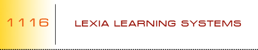 Lexia Learning Systems logo