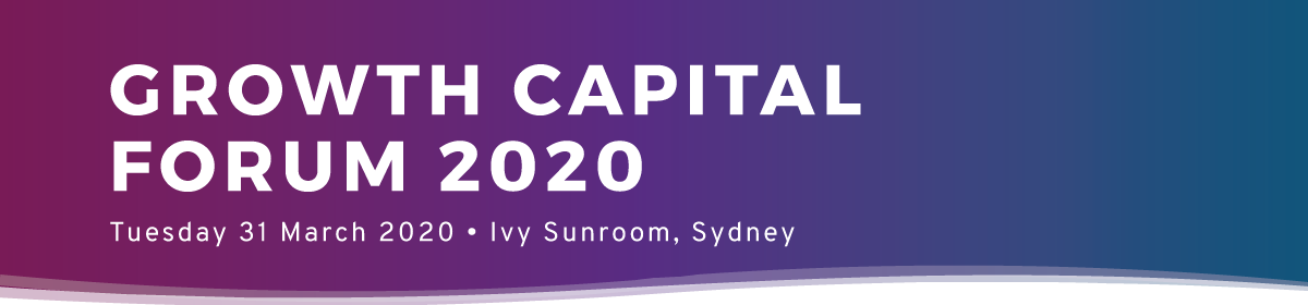 Growth Capital Forum 2020