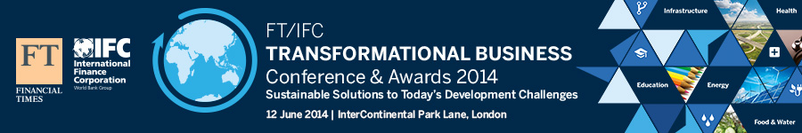 OLD_FT/IFC Transformational Business Conference & Awards