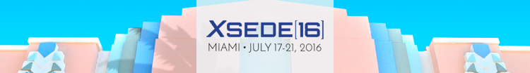 XSEDE16 Conference