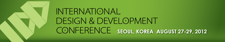 International Design & Development Conference (IDDC)