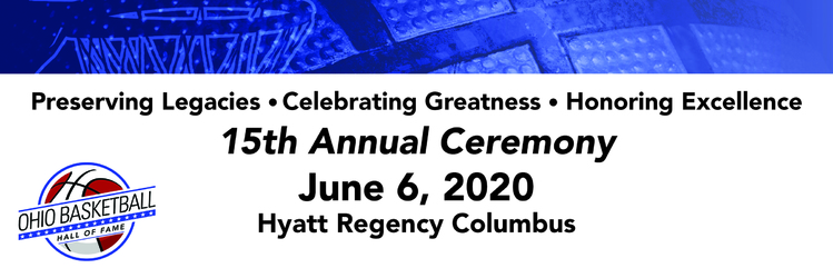 2020 Ohio Basketball Hall of Fame Induction Ceremony