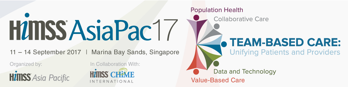 HIMSS AsiaPac17 Conference & Exhibition