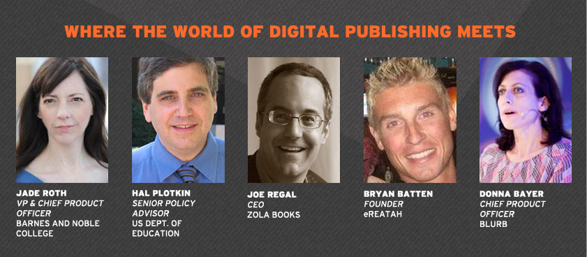 Digital Book World 2014