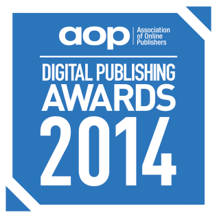AOP Digital Publishing Awards 2014