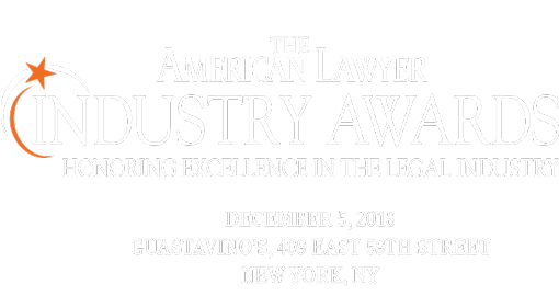 2018 The American Lawyer Industry Awards
