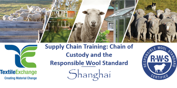 Supply Chain Training: Chain of Custody and the Responsible Wool Standard
