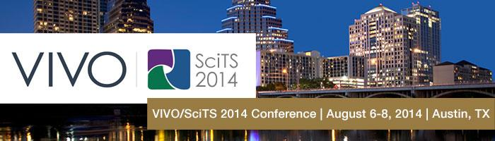 VIVO & SciTS 2014 Conferences