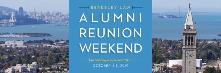 2019 Alumni Reunion Weekend
