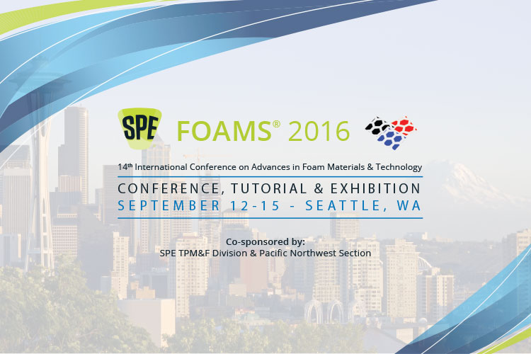 SPE Foams 2016