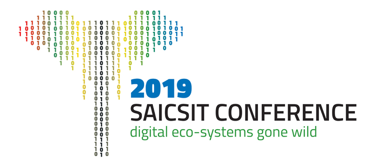2019 Annual Conference of the South African Institute of Computer Scientists and Information Technologists (SAICSIT)
