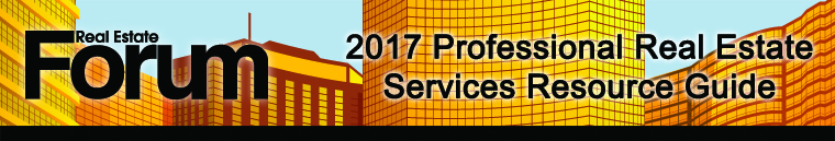 2017 Professional Real Estate Services Resource Guide