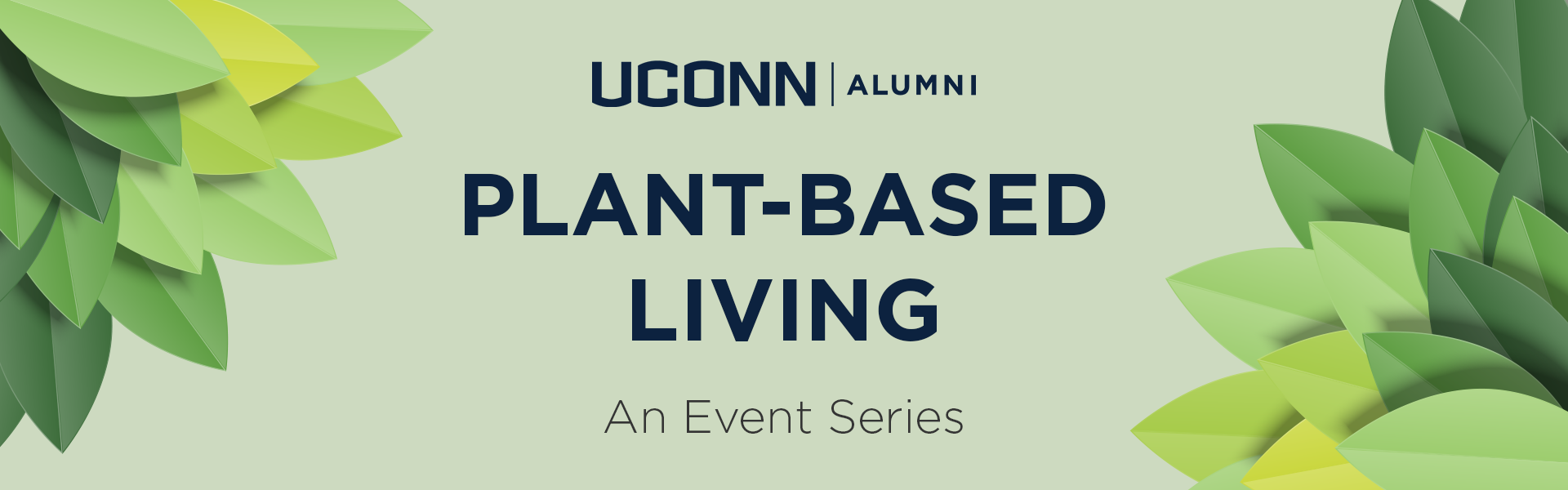 UConn Alumni Plant Based Living Series