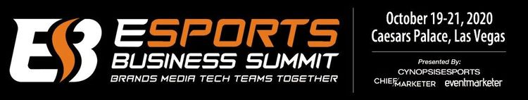 2020 Esports Business Summit