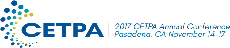 2017 CETPA Annual Conference for Exhibitors Only