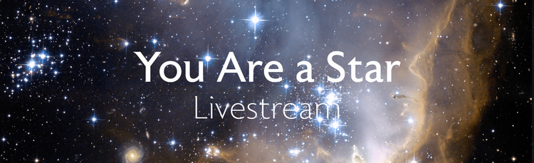 You Are a Star Weekend Intensive - Livestream