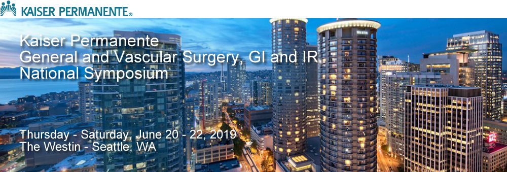 2019 National Surgical Symposium