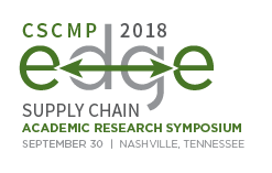 CSCMP's 2018 Academic Research Symposium