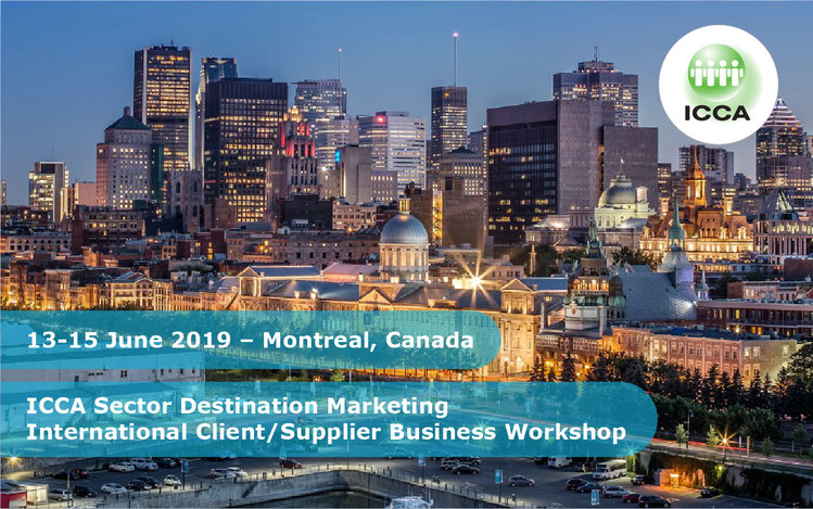 ICCA Sector Destination Marketing International Client/Supplier Business Workshop