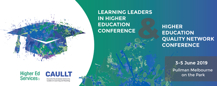 Learning Leaders in Higher Education and Higher Education Quality Network Conference 2019