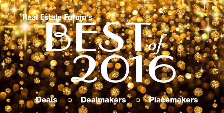 Real Estate Forum's Best of 2016