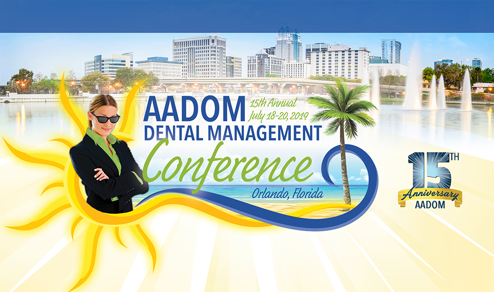 AADOM 15th Annual Dental Management Conference - Exhibitors