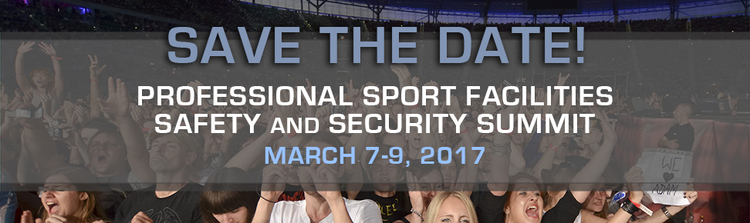 2017 Professional Sport Facilities Safety & Security Summit