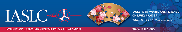 IASLC 18th World Conference on Lung Cancer