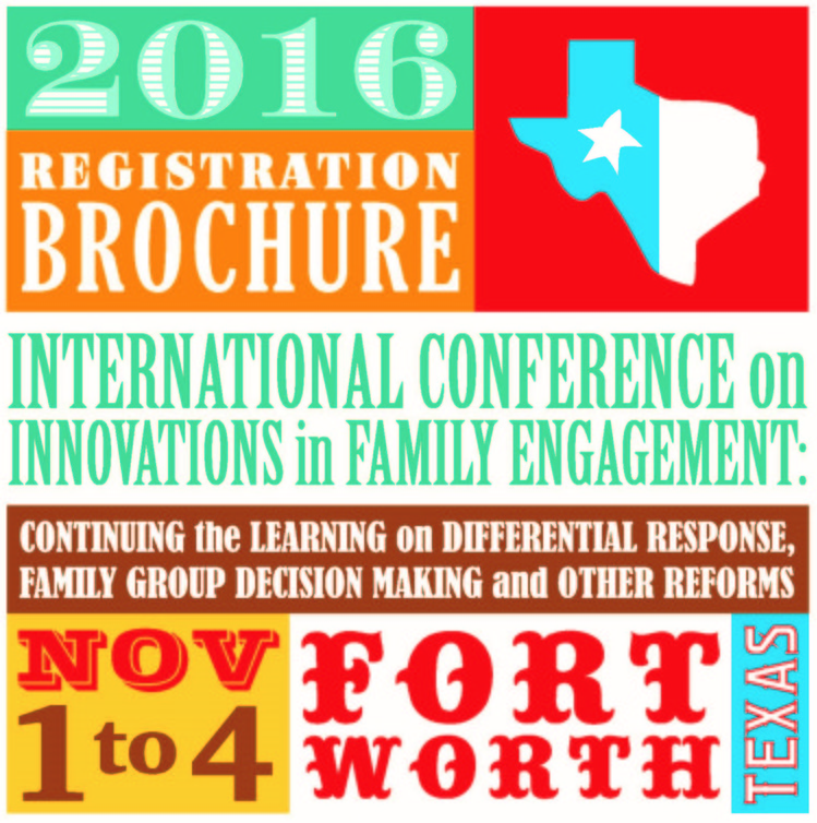 2016 International Conference on Innovations in Family Engagement