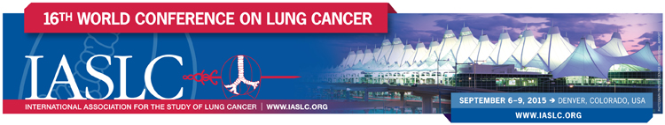 16th World Conference on Lung Cancer