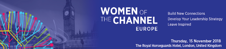 Women of the Channel Leadership Summit Europe 2018
