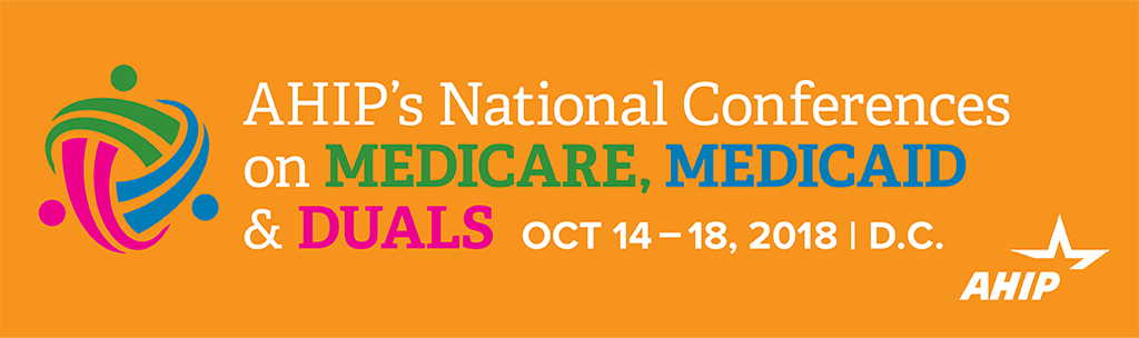 2018 National Conferences on Medicare, Medicaid & Duals