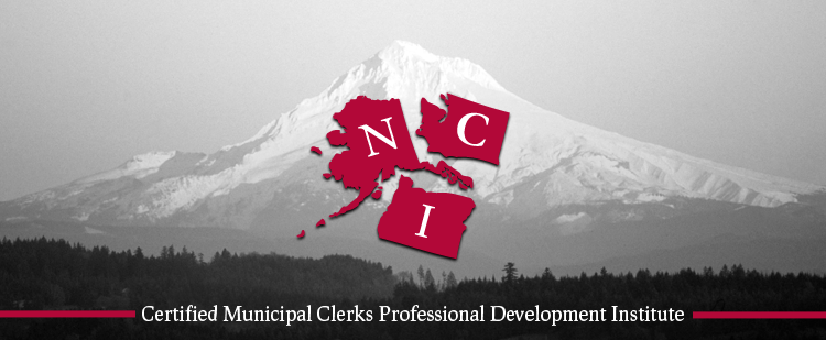 2019 Pacific Northwest Clerks Institute