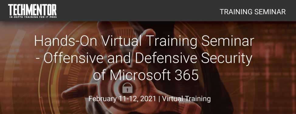 TM Seminar - Offensive and Defensive Security of Microsoft 365