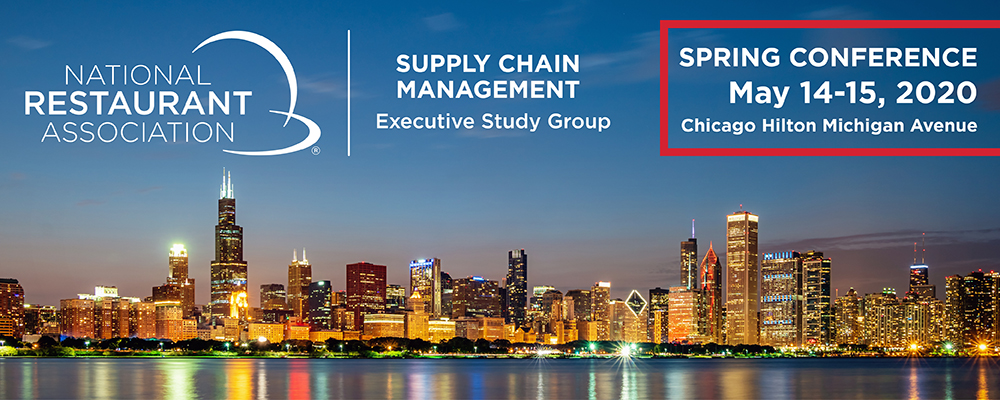 2020 Supply Chain Management Spring Conference