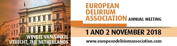 European Delirium Association 2018