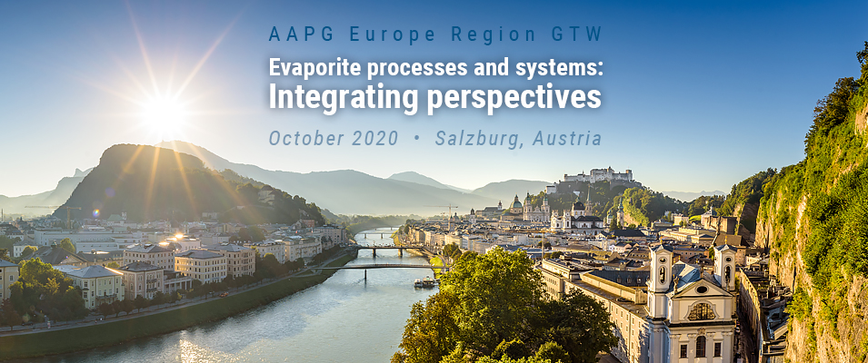 Salzburg 2020 Evaporite processes and systems: Integrating perspectives