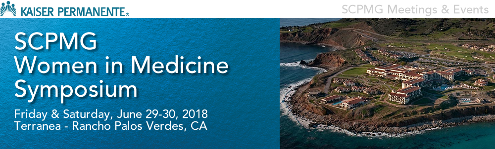 2018 Women in Medicine Symposium