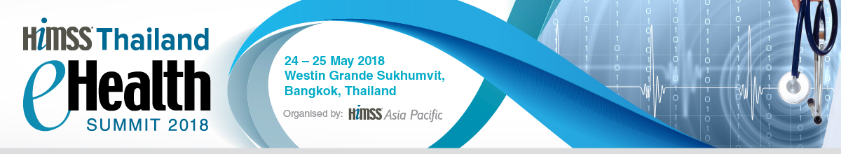 HIMSS Thailand eHealth Summit 2018