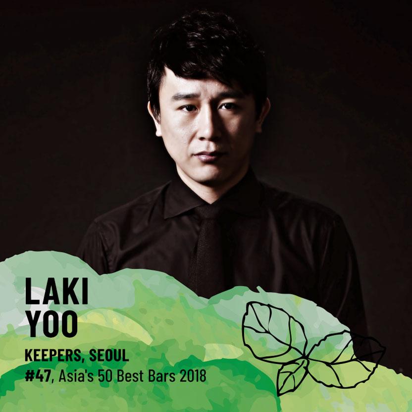 Laki Yoo