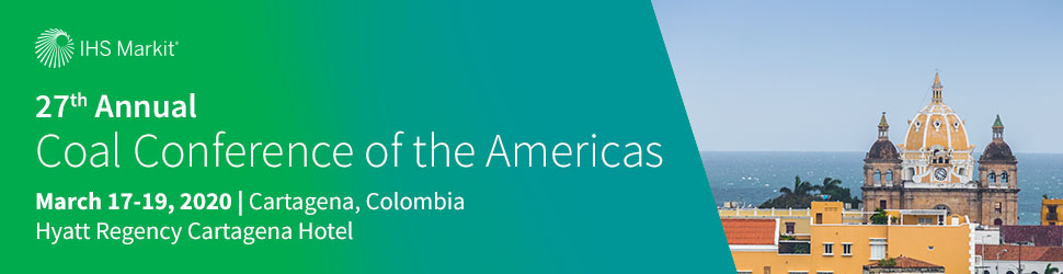 27th Annual Coal Conference of the Americas