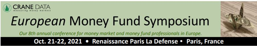 2021 Crane's European Money Fund Symposium