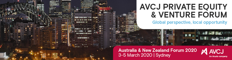 AVCJ Private Equity & Venture Forum - Australia & New Zealand 2020