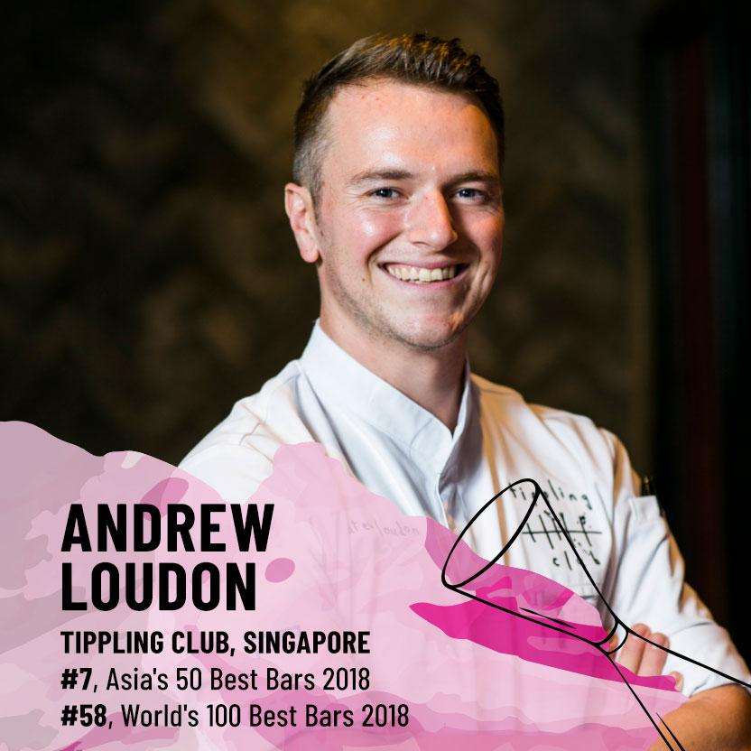 Andrew Loudon