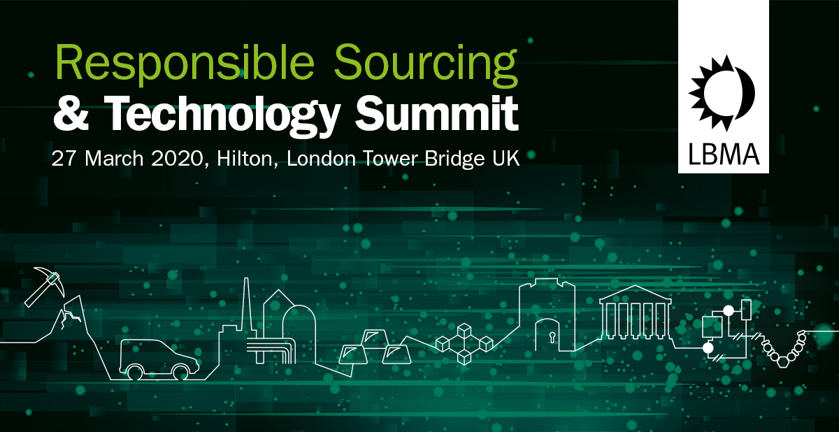 LBMA Responsible Sourcing & Technology Summit 2020