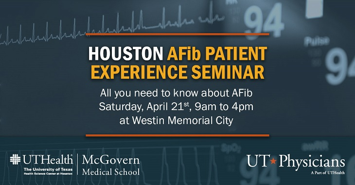 AFib: Patient Experience Seminar
