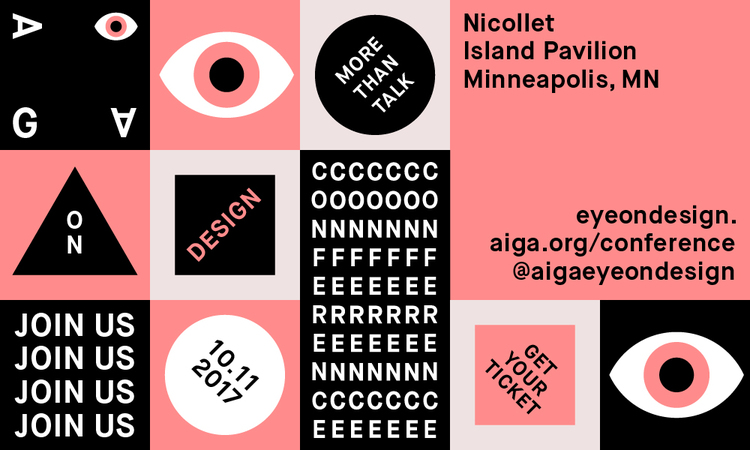 2017 AIGA Eye on Design Conference